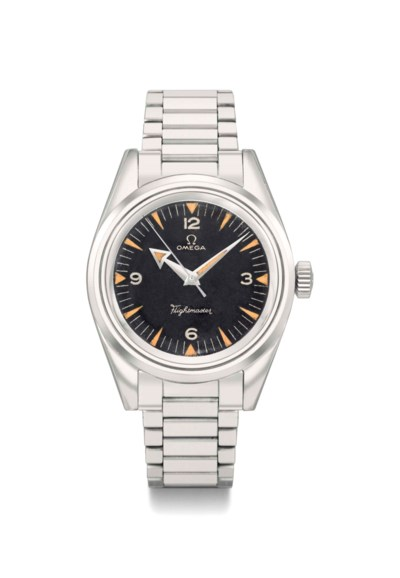 Omega. A very fine stainless s