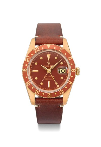 Rolex. A very rare, early and