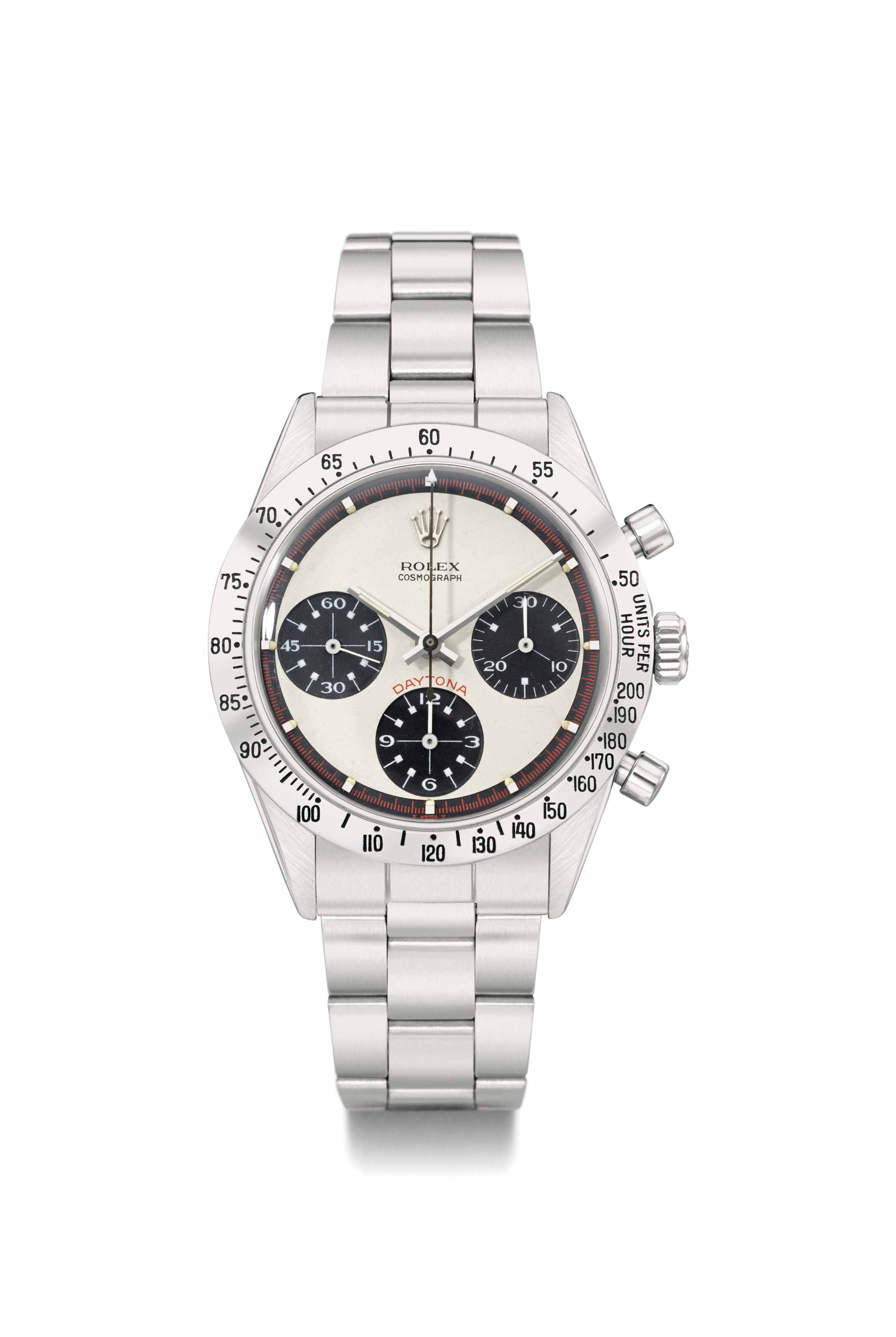 Rolex. A nice and very rare st