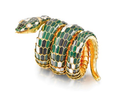Bulgari. A lady's exceptionall