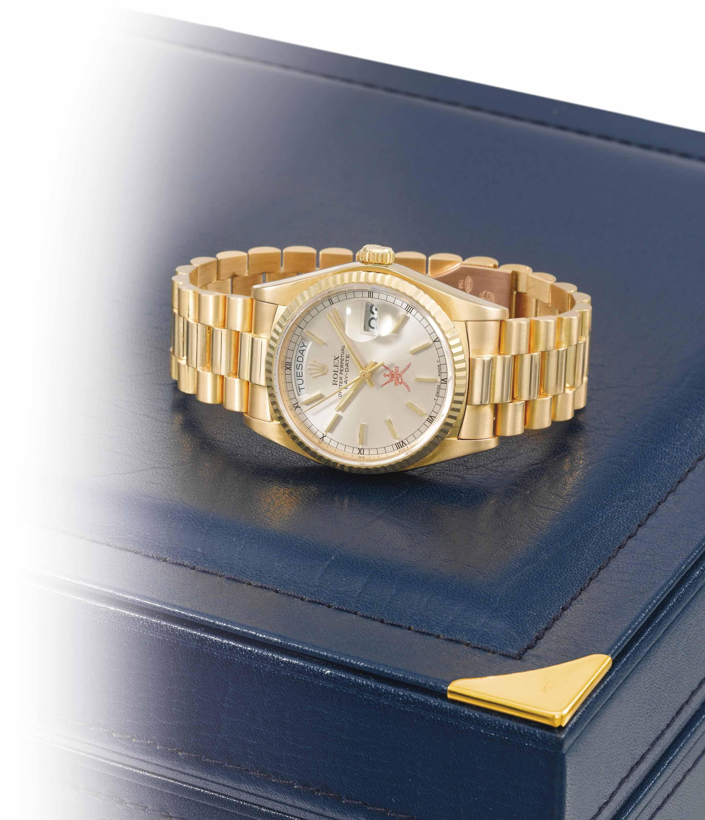 Rolex. A fine and attractive 1