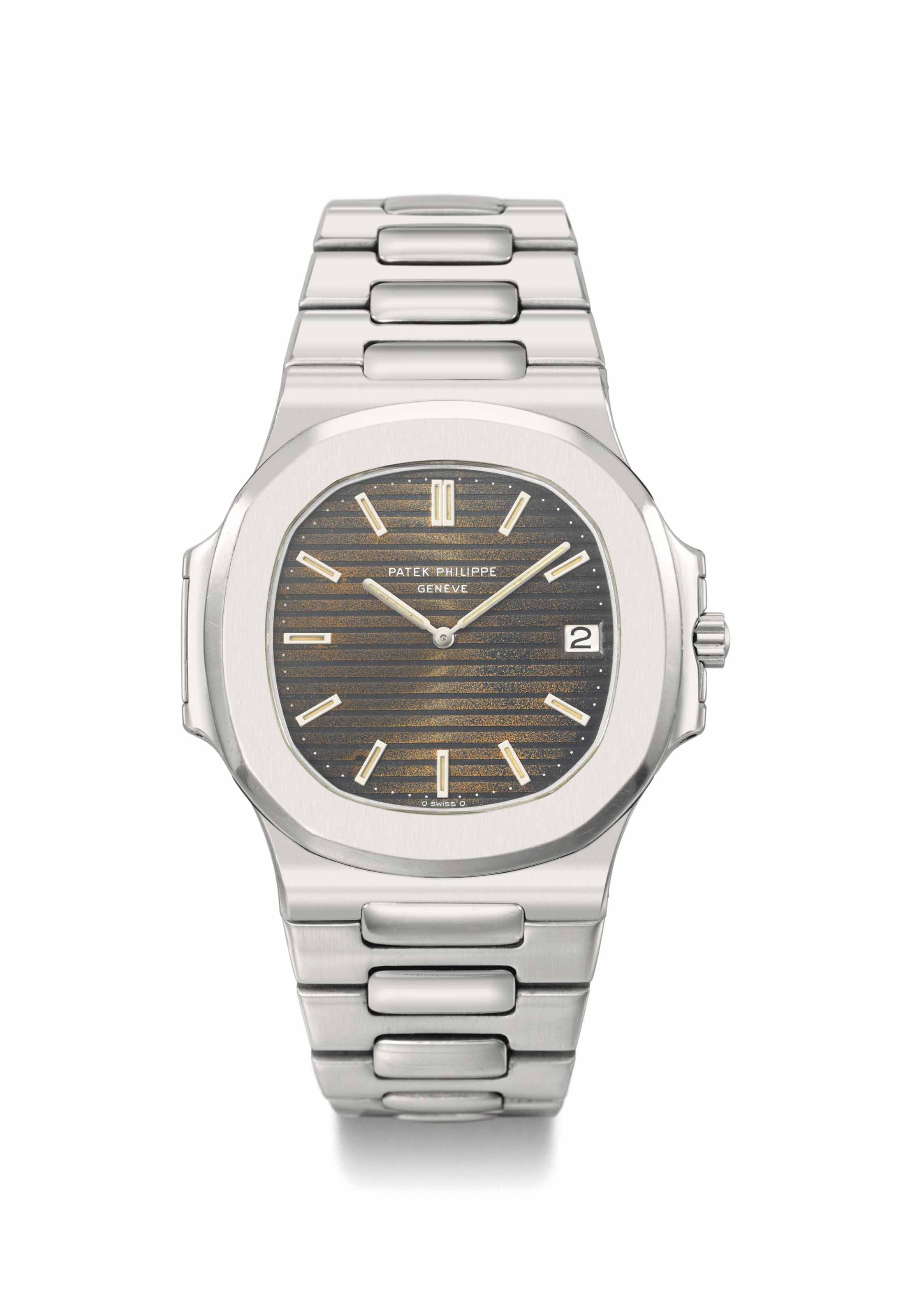 Patek Philippe. A large and at