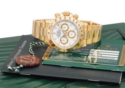 Rolex. A fine and impressive 1