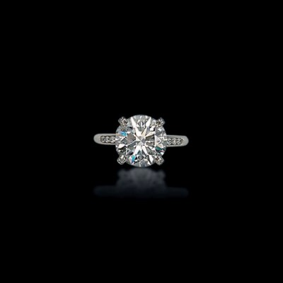 A DIAMOND RING, BY MARCHAK