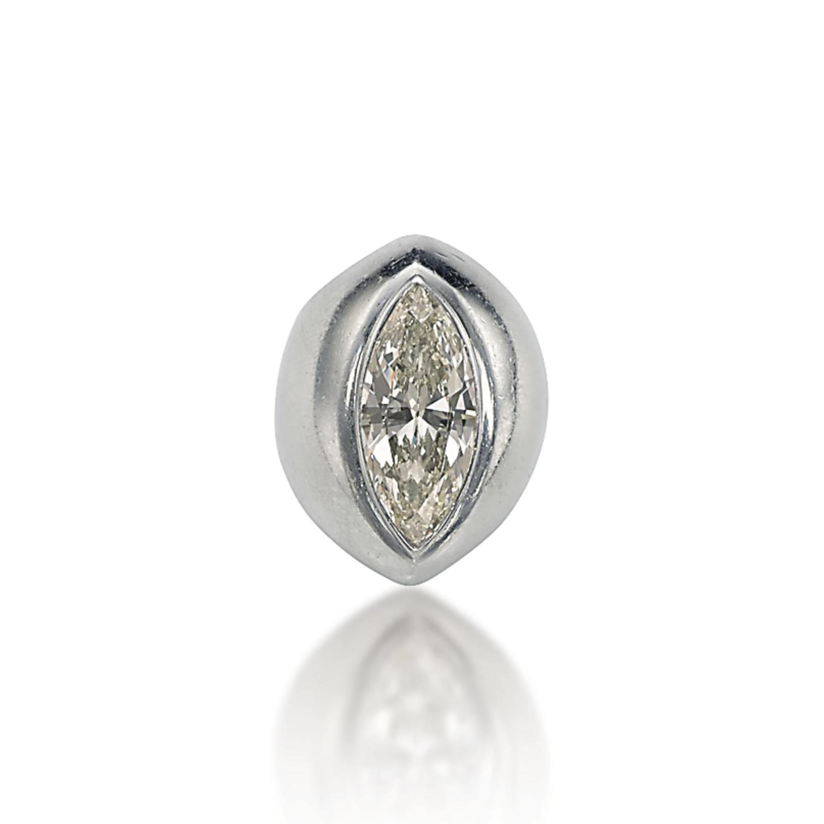 A DIAMOND RING, BY HERZ-BELPERRON