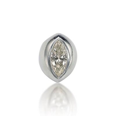 A DIAMOND RING, BY HERZ-BELPER