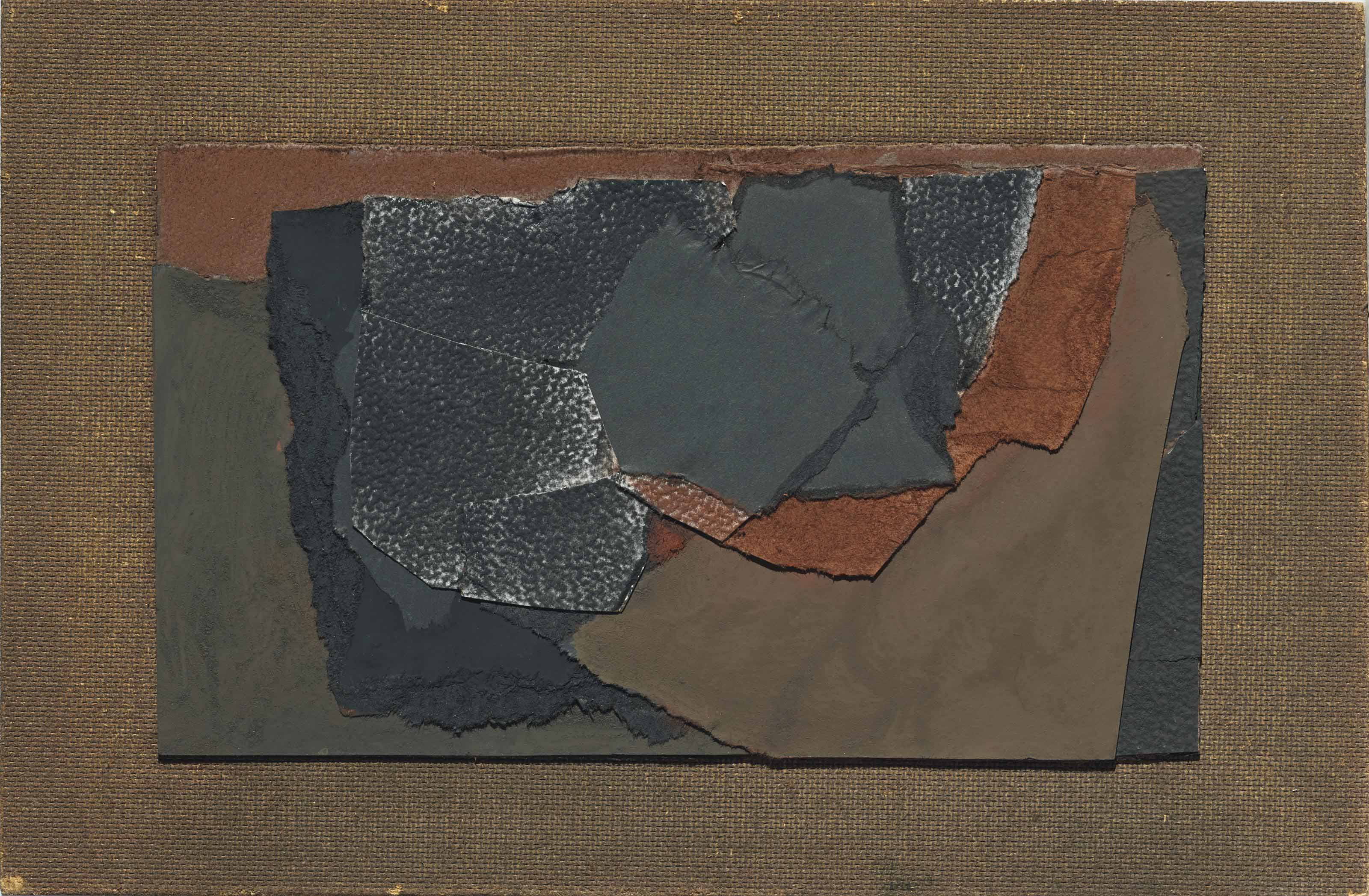 Collage Nr. 99, 1961