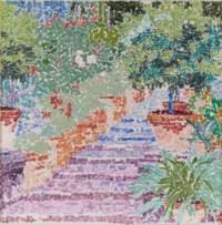 Toskanischer Garten, 1912