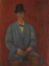 Portrait d'un Americain, 1932