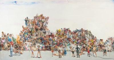 TU HONGTAO (Chinese, B. 1976)
