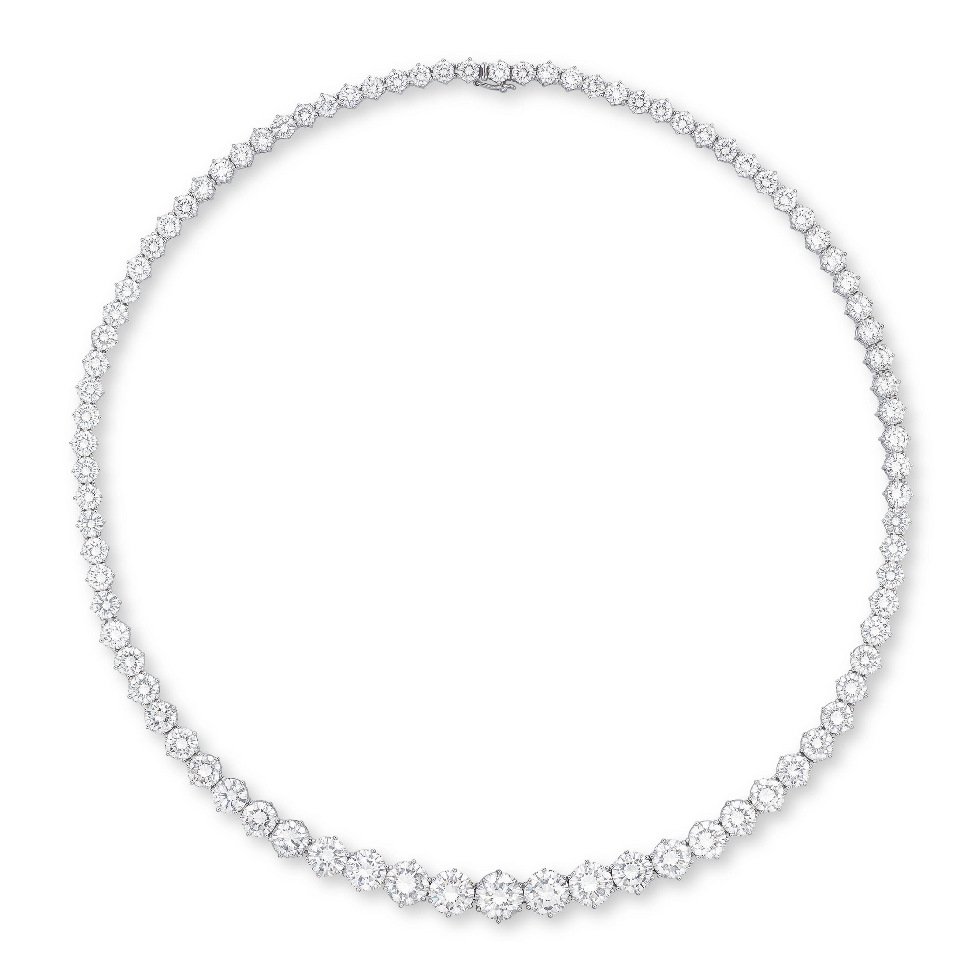 A DIAMOND RIVIÈRE, BY GALLOPIN