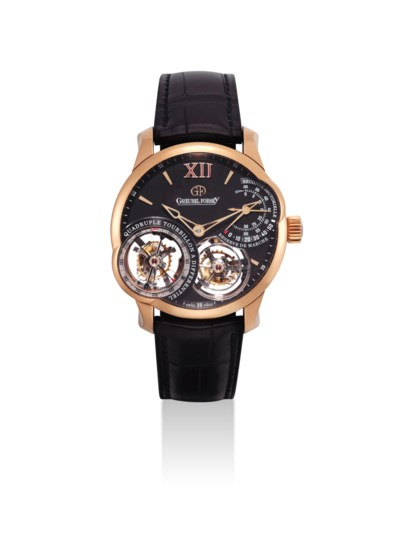 GREUBEL FORSEY. AN EXTREMELY F