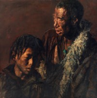 Father and Son (Tibet)
