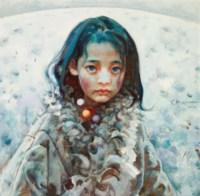 Tibet Girl