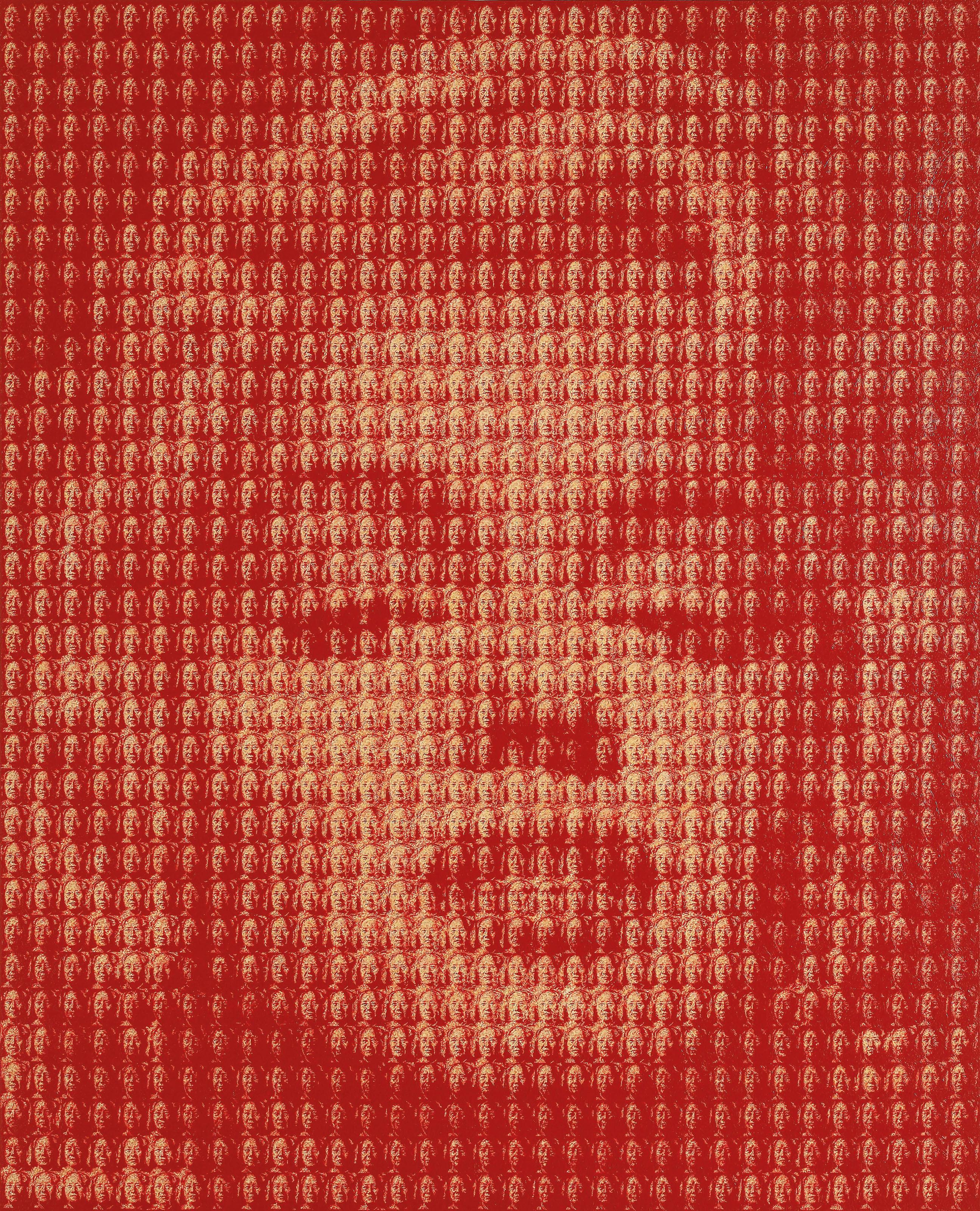 Marilyn vs. Mao