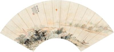 LIAN XI (1816-1884)/DAI XI (18