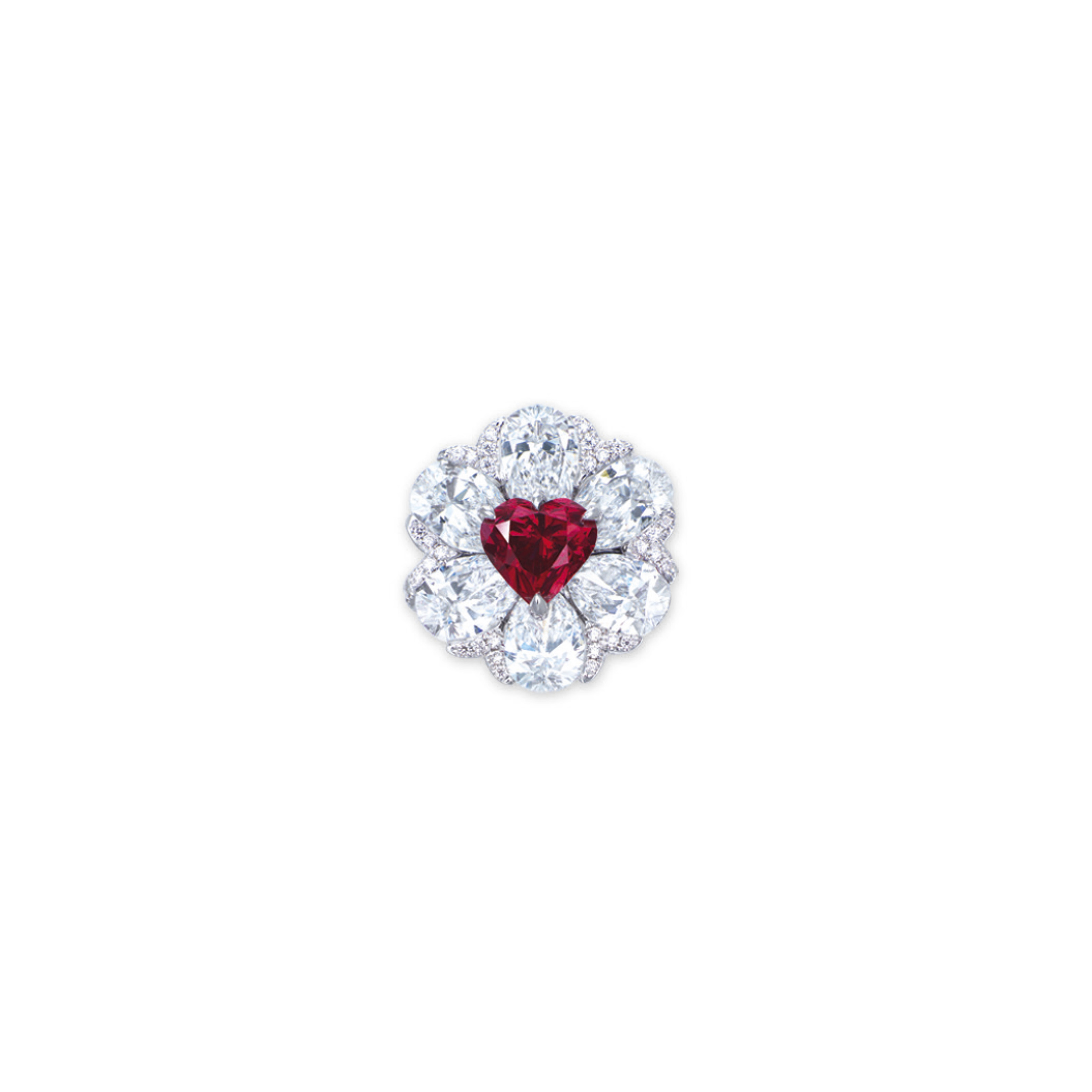 diamond red kind ring gallery one a ruby bayco lyst in jewelry rings of