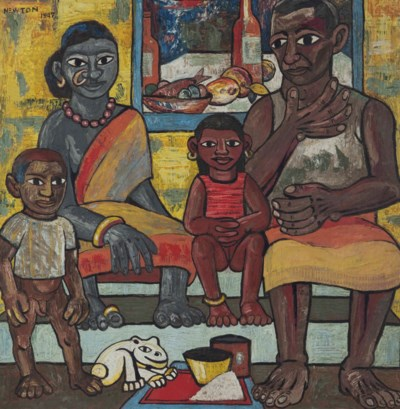 MAQBOOL FIDA HUSAIN (1913-2011