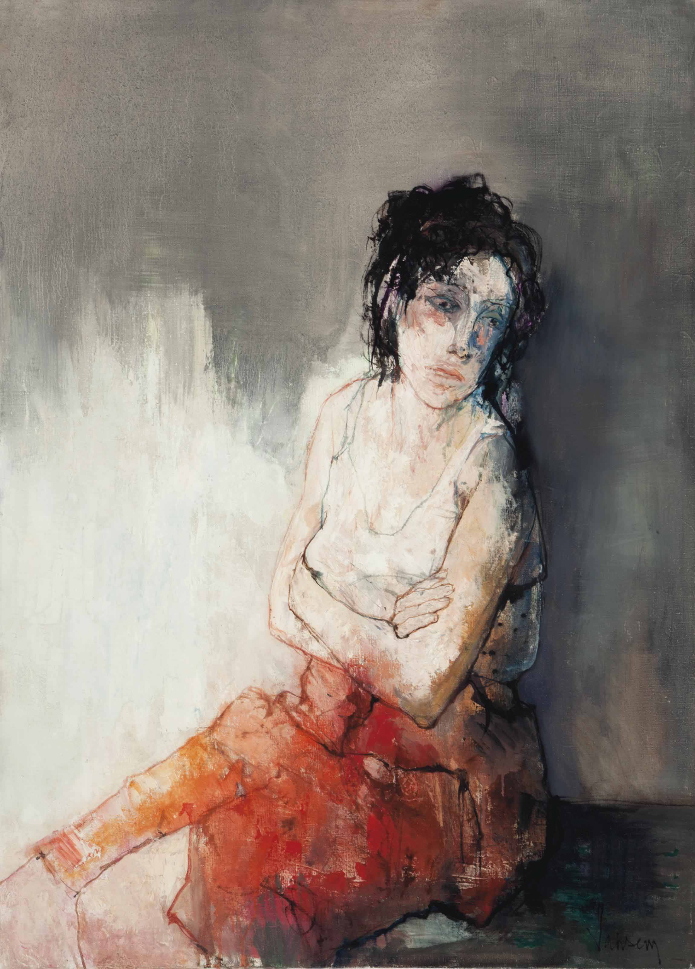 Jean Jansem (French, 1920-2013