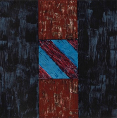 Sean Scully (b. 1945)