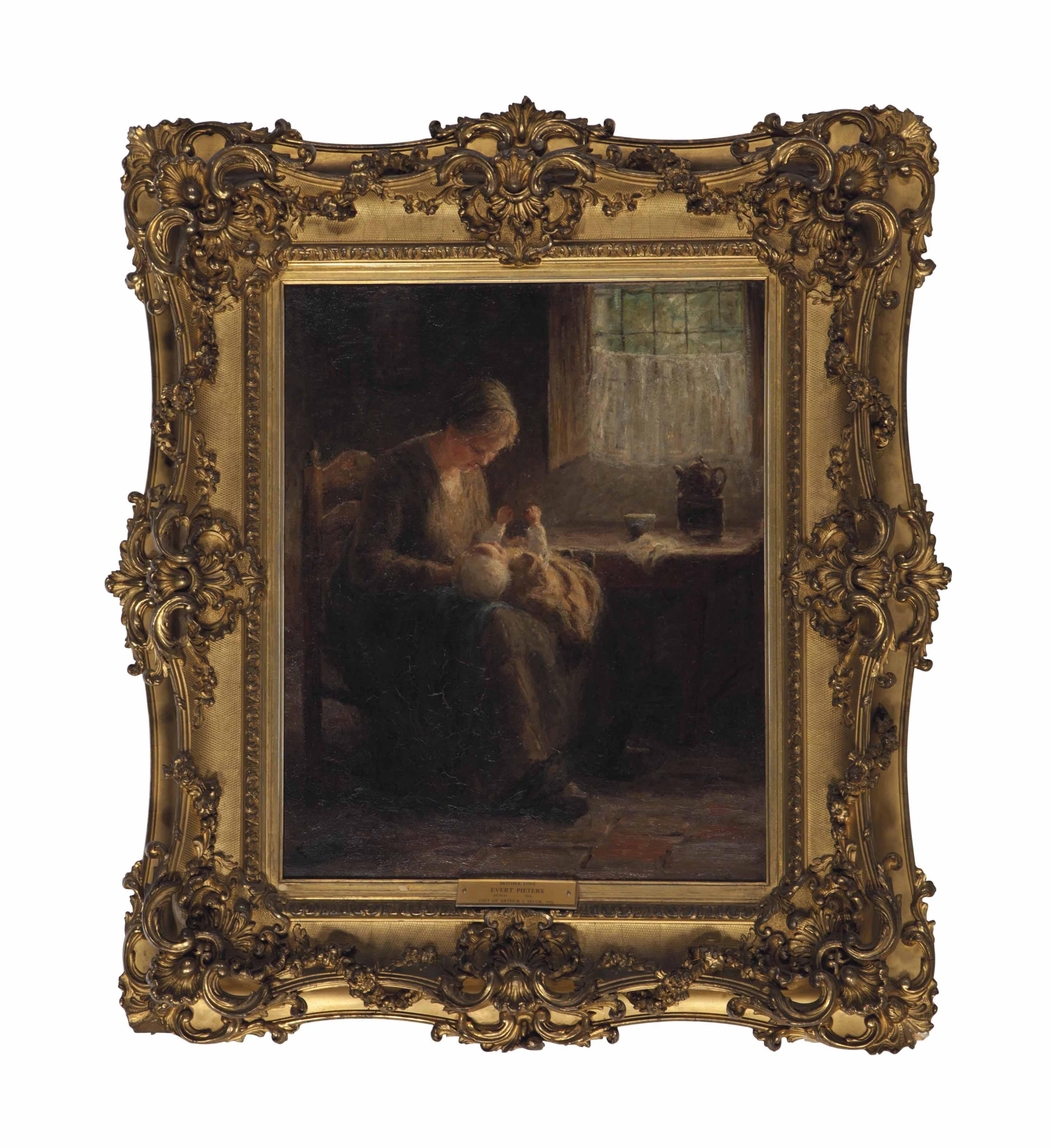 Evert Pieters (Dutch, 1856-193