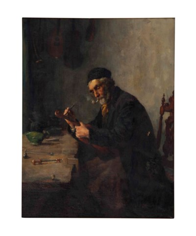 Tony Offermans (Dutch, 1854-19