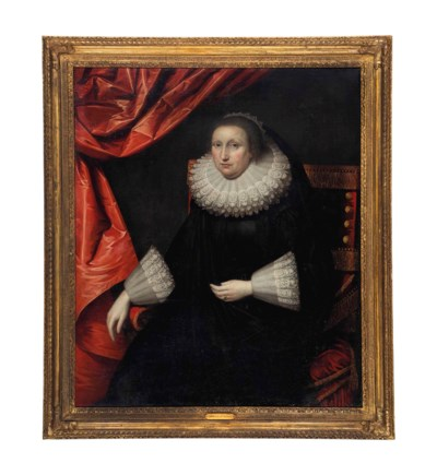 Manner of Cornelis Jonson van
