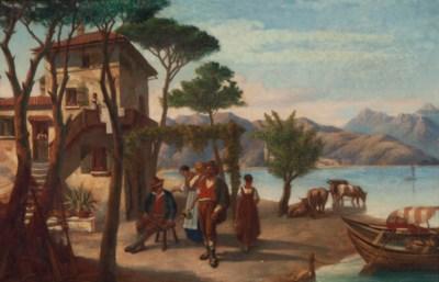 Henry Woods (British, 1846-192