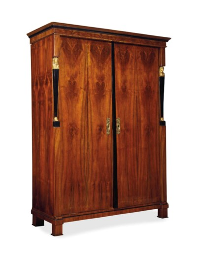 A NORTH EUROPEAN FRUITWOOD AND