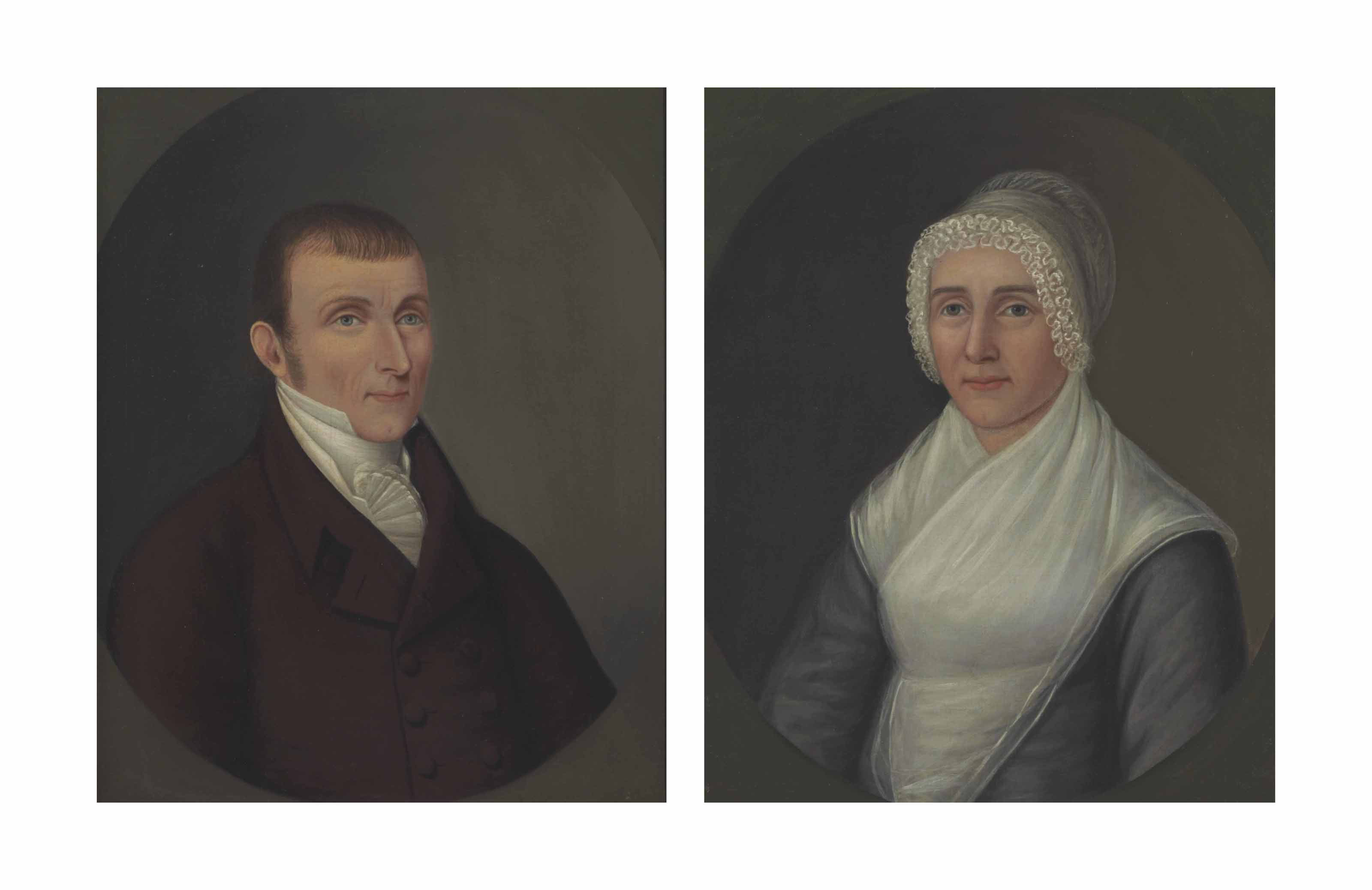 Joshua Johnson (1765-1830)