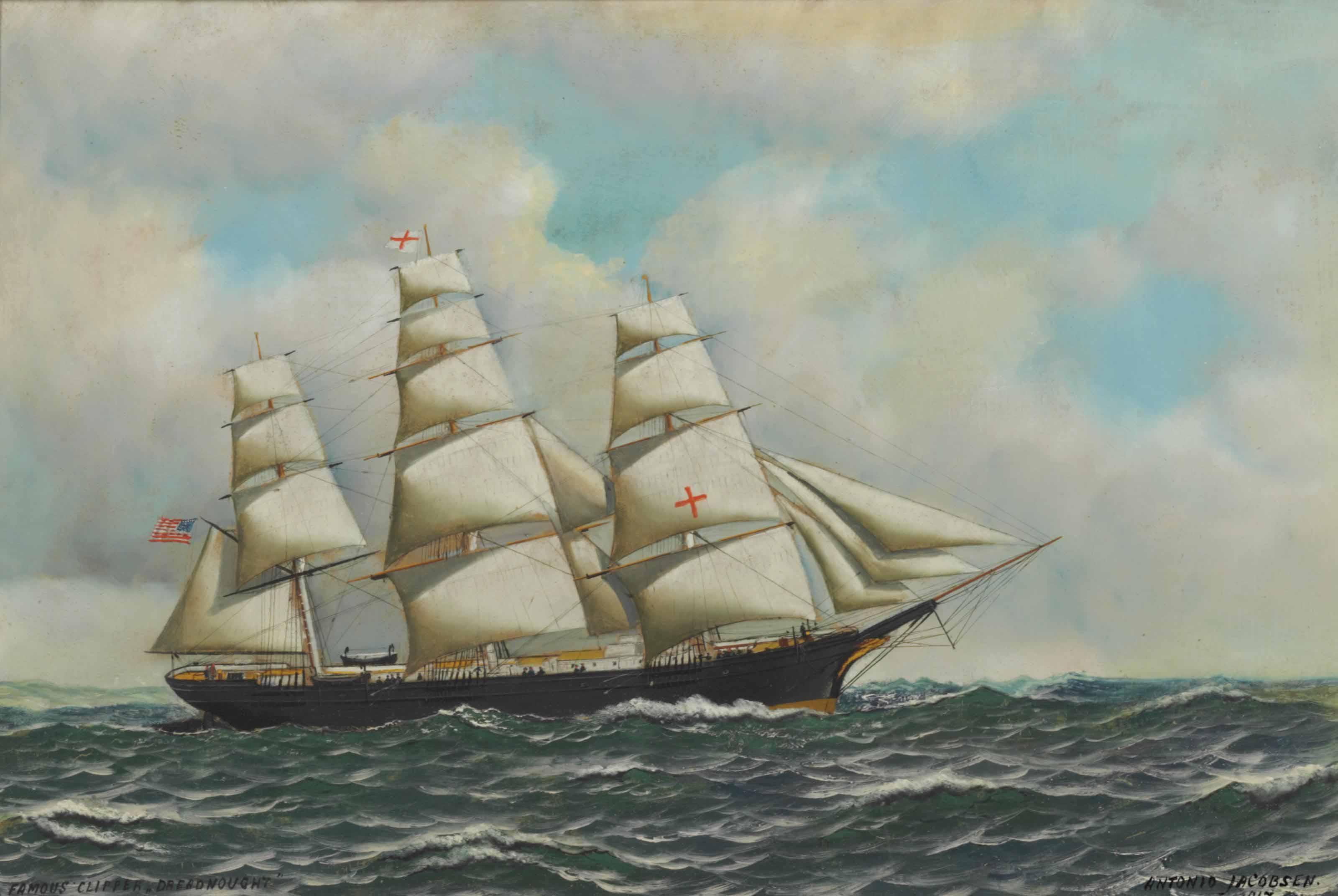 Antonio Nicolo Gasparo Jacobsen (1850-1921)