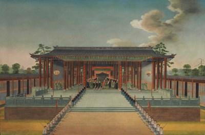 SCHOOL OF SPOILUM, CIRCA 1794