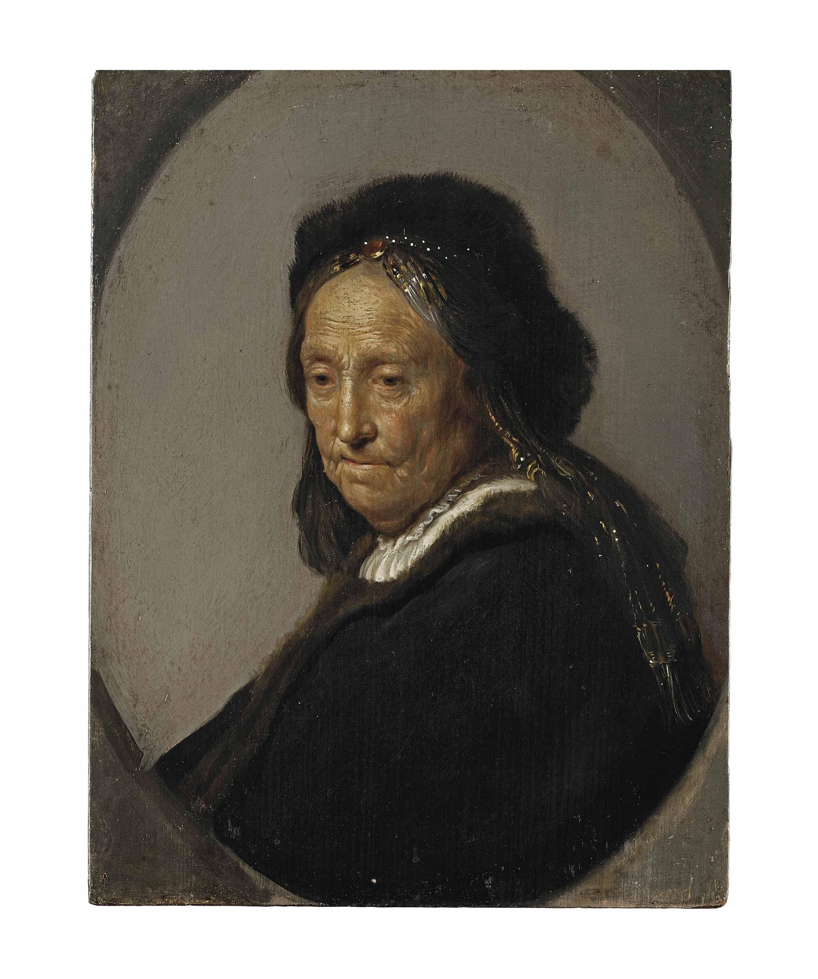 Circle of Rembrandt Harmensz.
