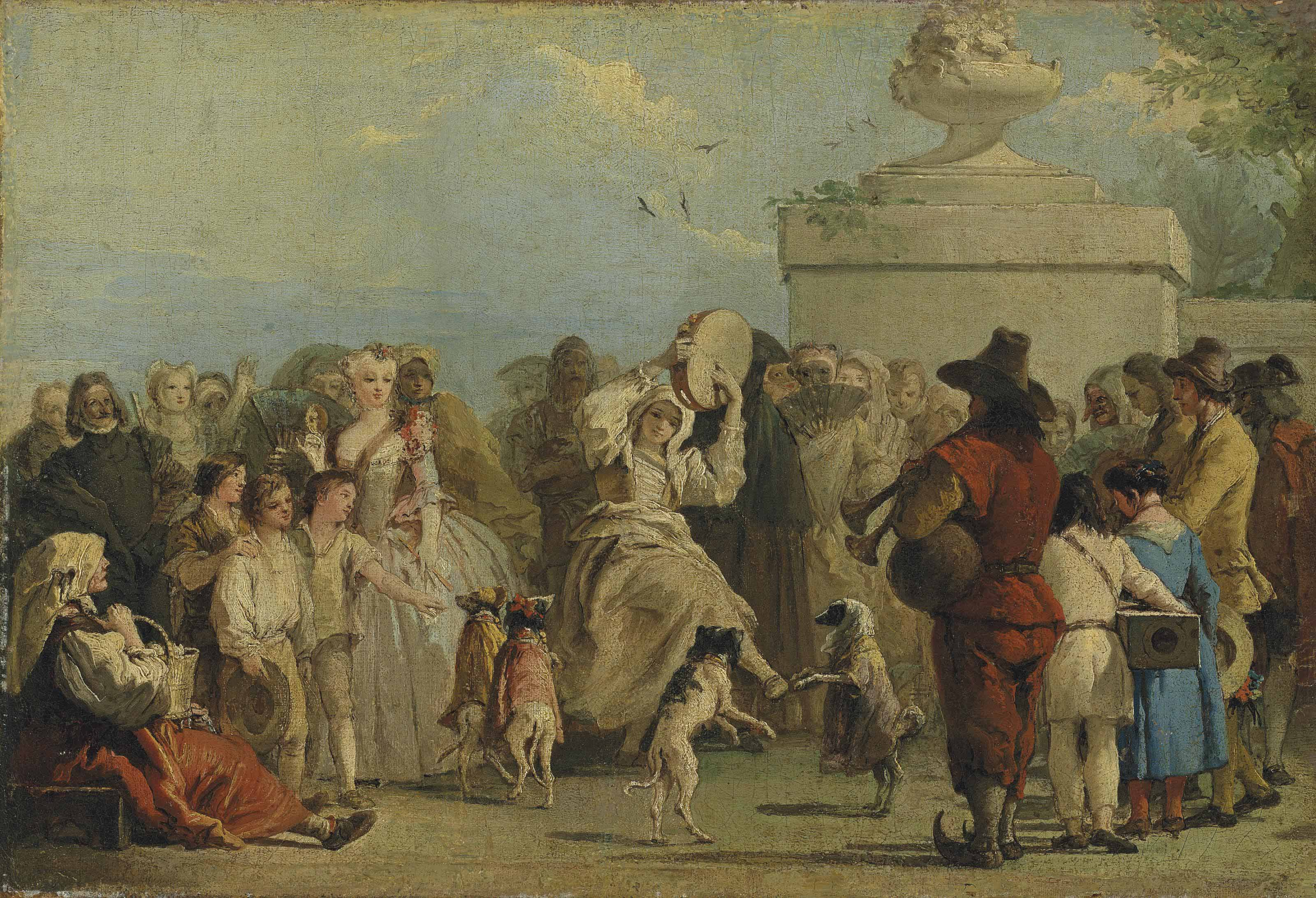Giandomenico Tiepolo (Venice 1