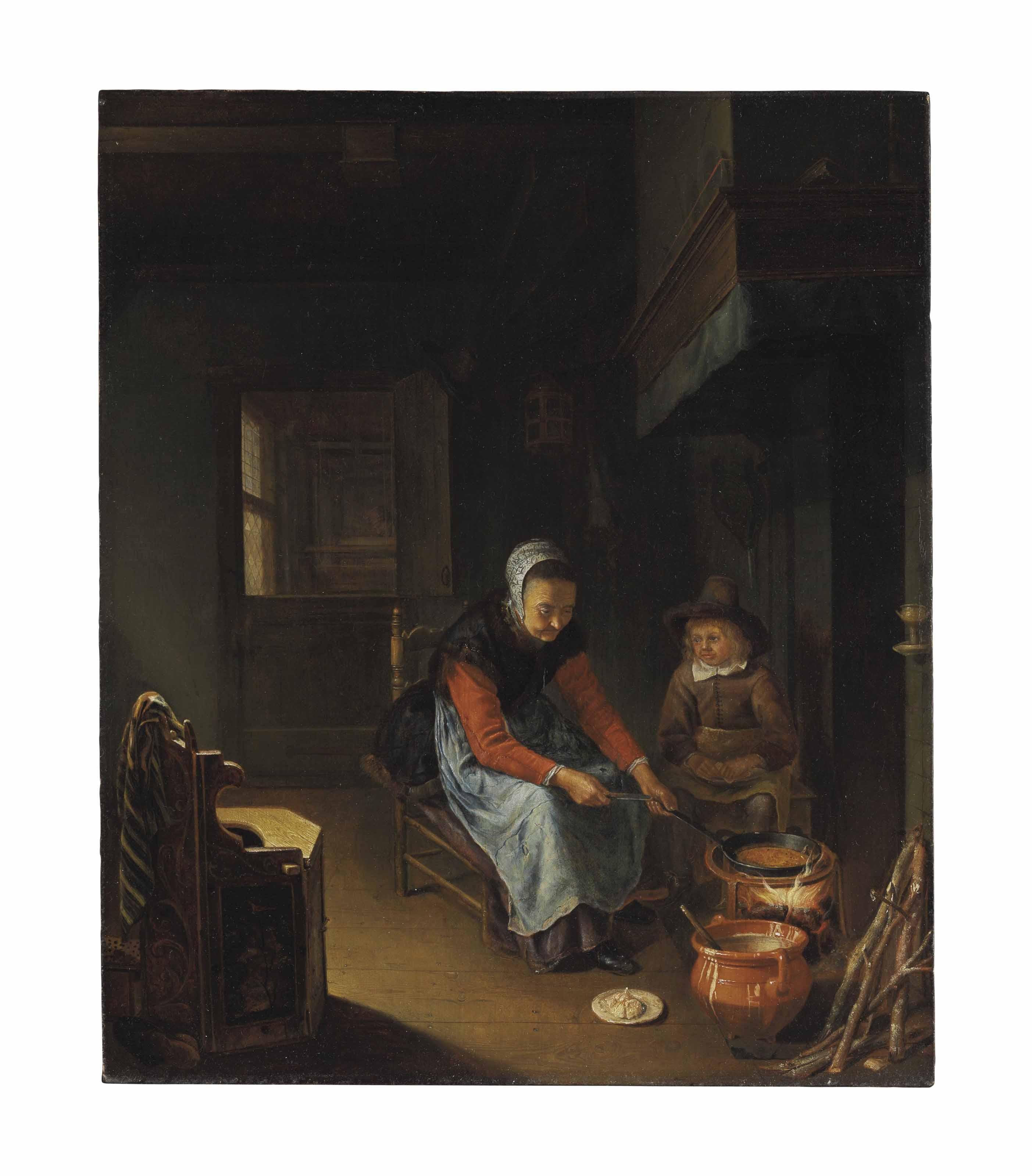 Pieter van Slingeland (Leiden 1640-1691)