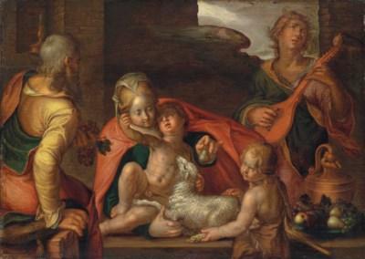 Joachim Wtewael (Utrecht 1566-