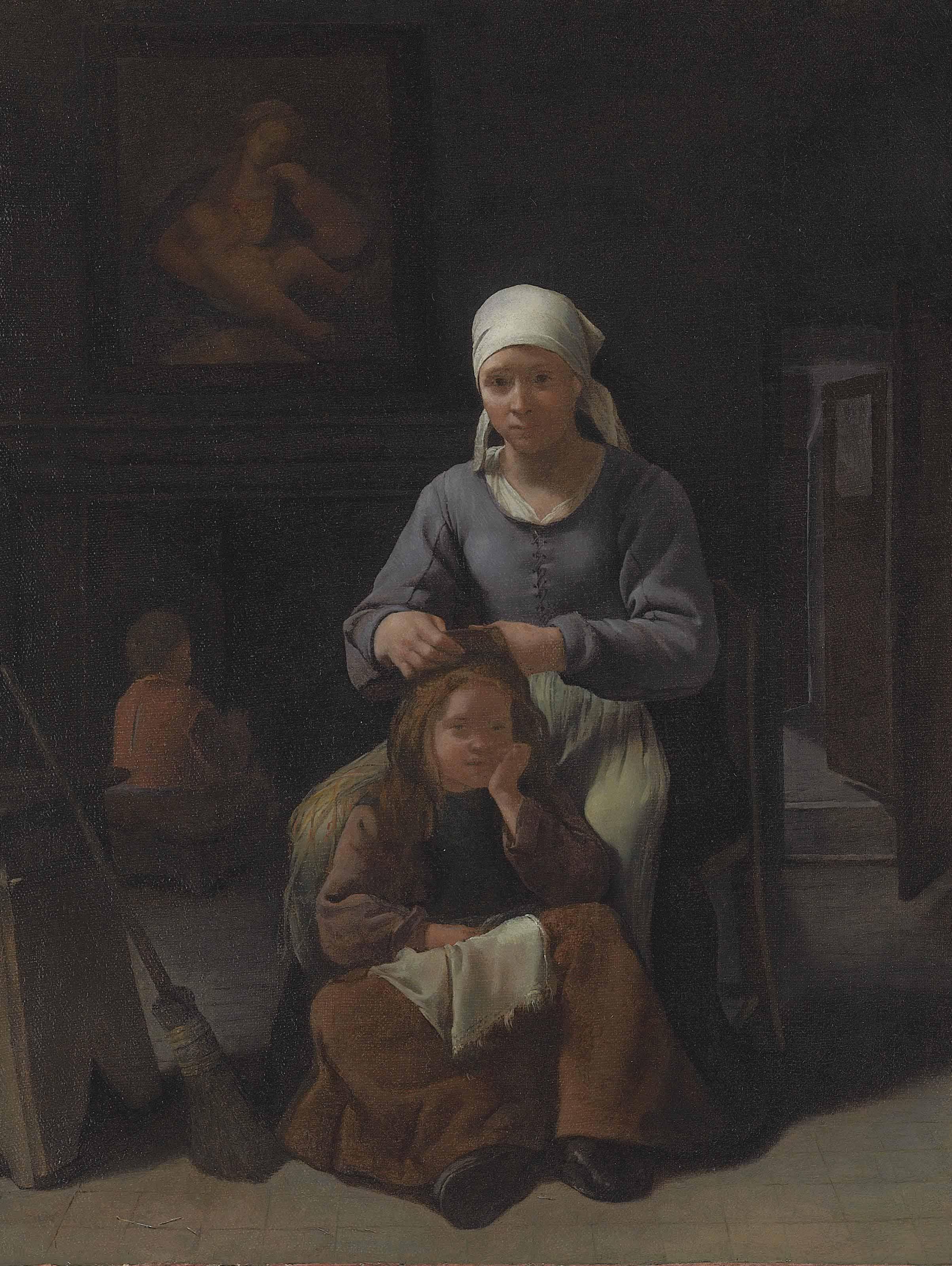 Michiel Sweerts (Brussels 1618