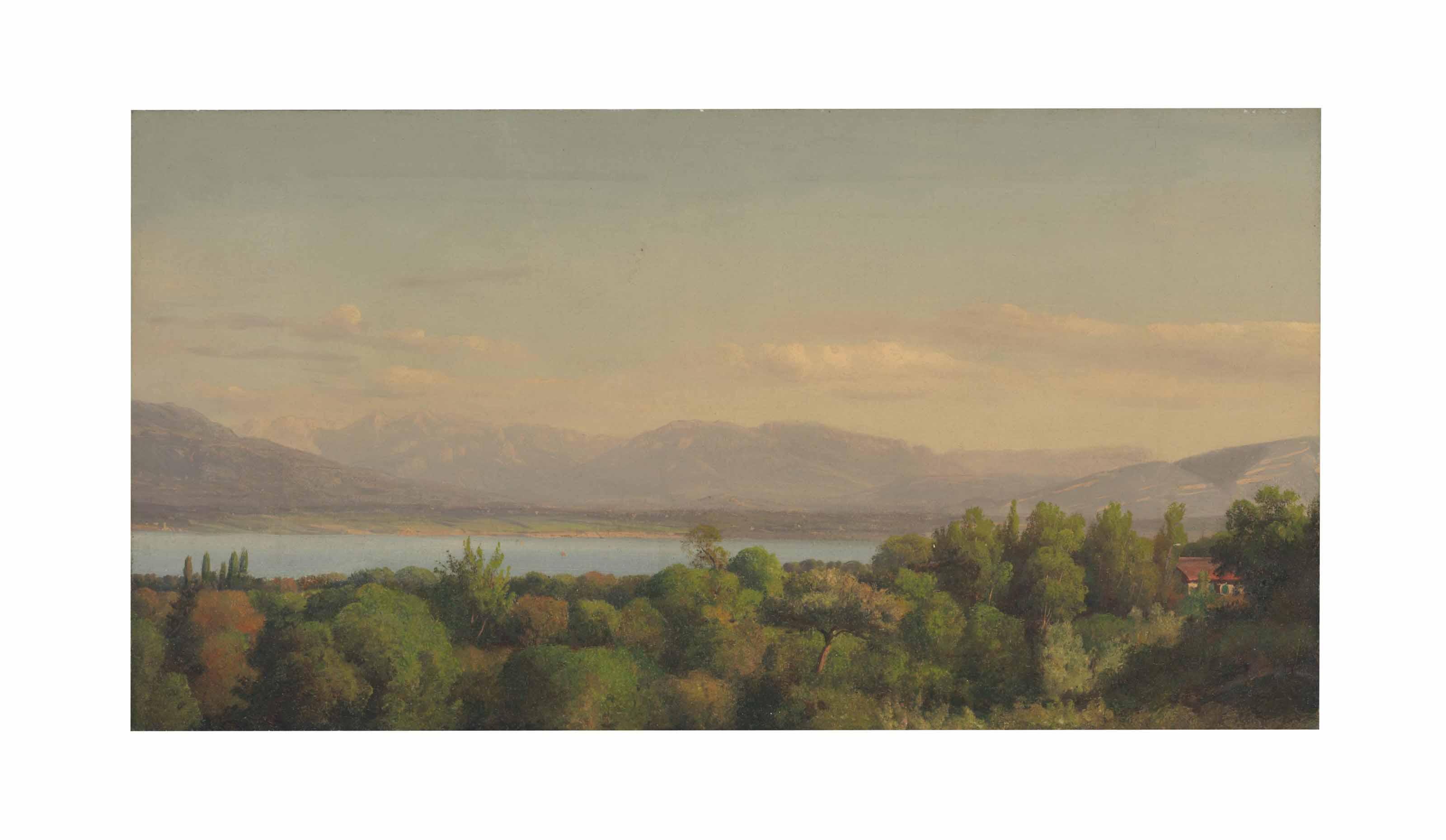 Circle of Jean-Joseph-Xavier Bidauld (Carpentras 1758-1846 Montmorency)