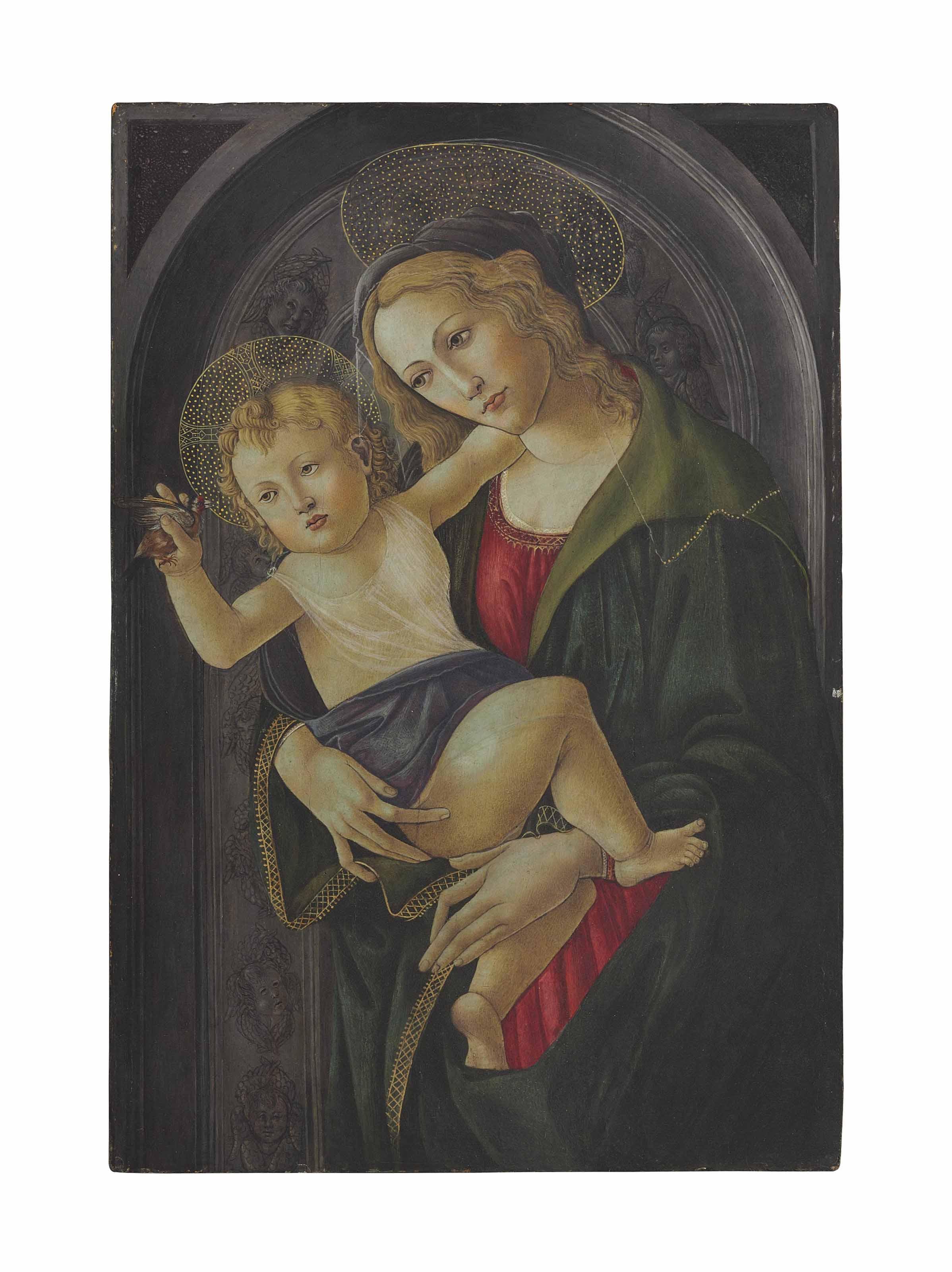 Studio of Alessandro Filipepi, called Sandro Botticelli (Florence 1444/45-1510)