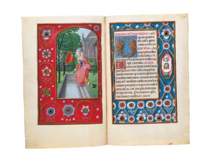 THE ROTHSCHILD PRAYERBOOK, a B