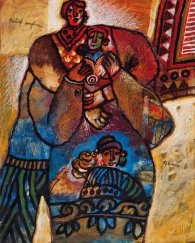 Théo Tobiasse (French, 1927-20