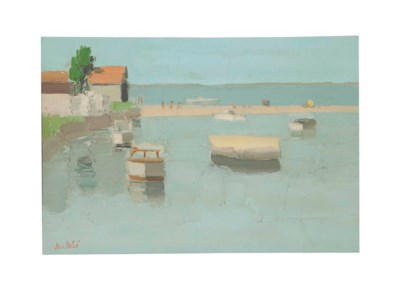 Pierre Palué (French, 1920-200