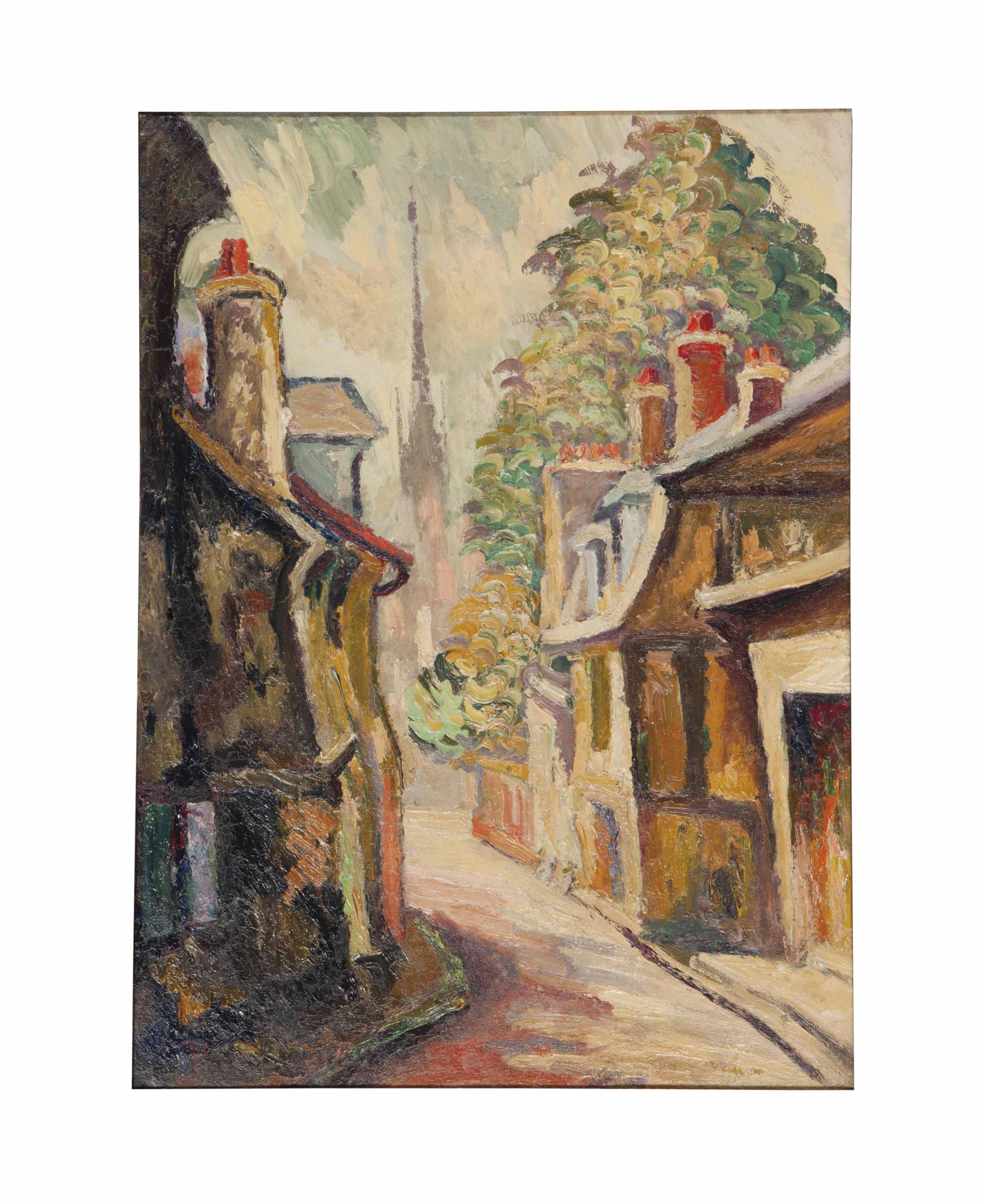 Pierre Dumont (French, 1884-1936)