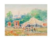 Gloucester Circus; and a companion work
