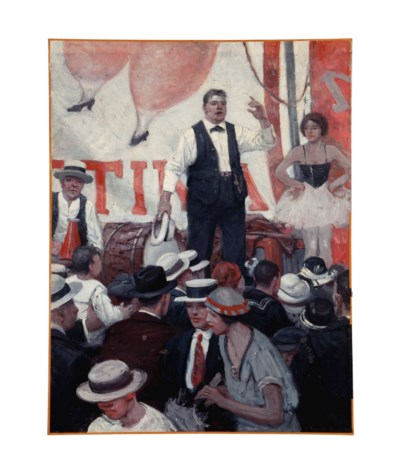 Frank C. Herbst (American, 191