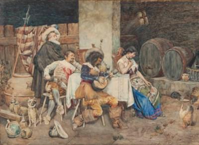 F. Fasce (Italian, 19th Centur