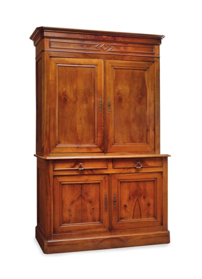 A FRENCH PROVINCIAL STYLE CHER