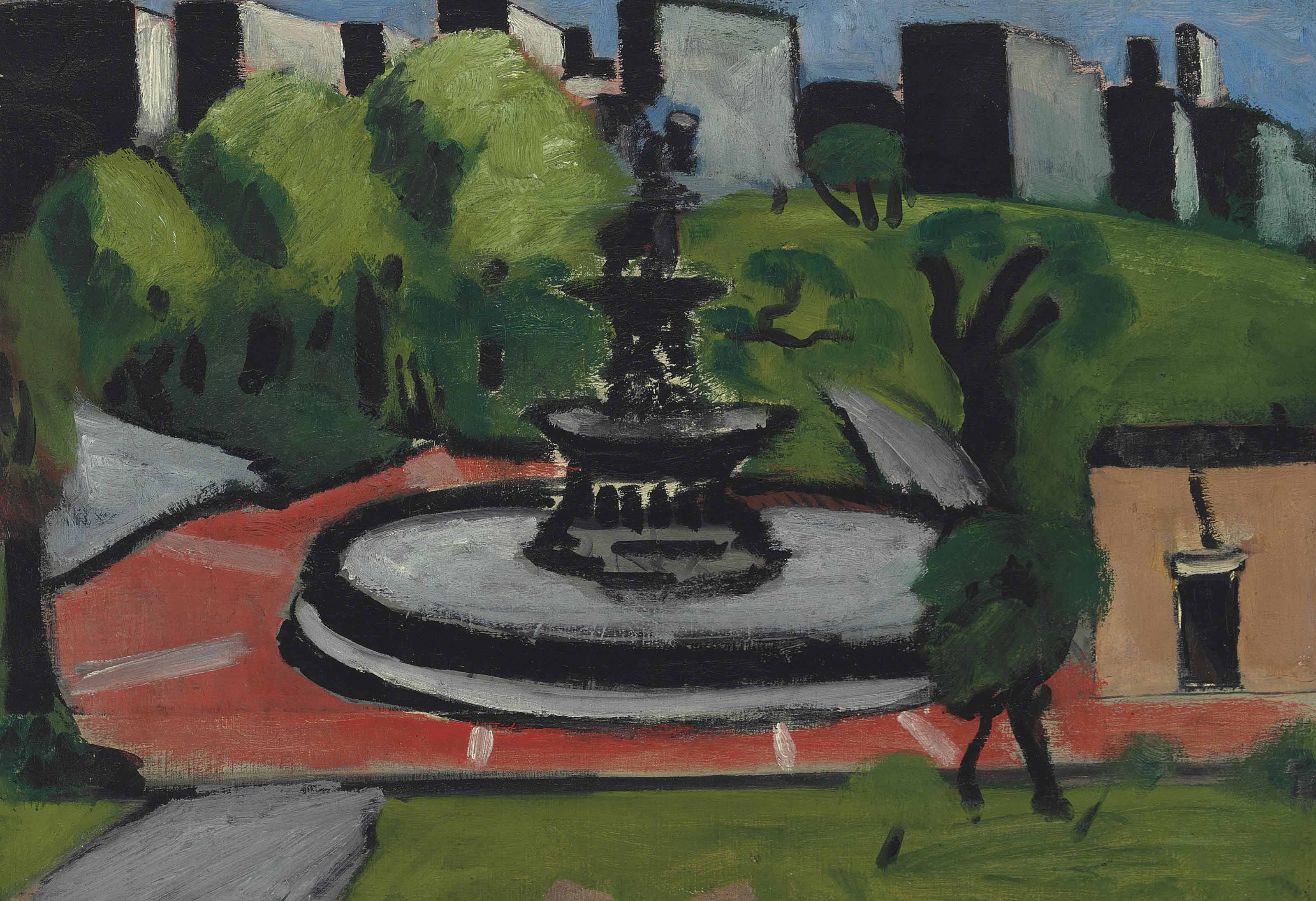 Fountain, New York