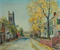 Green Street, Autumn