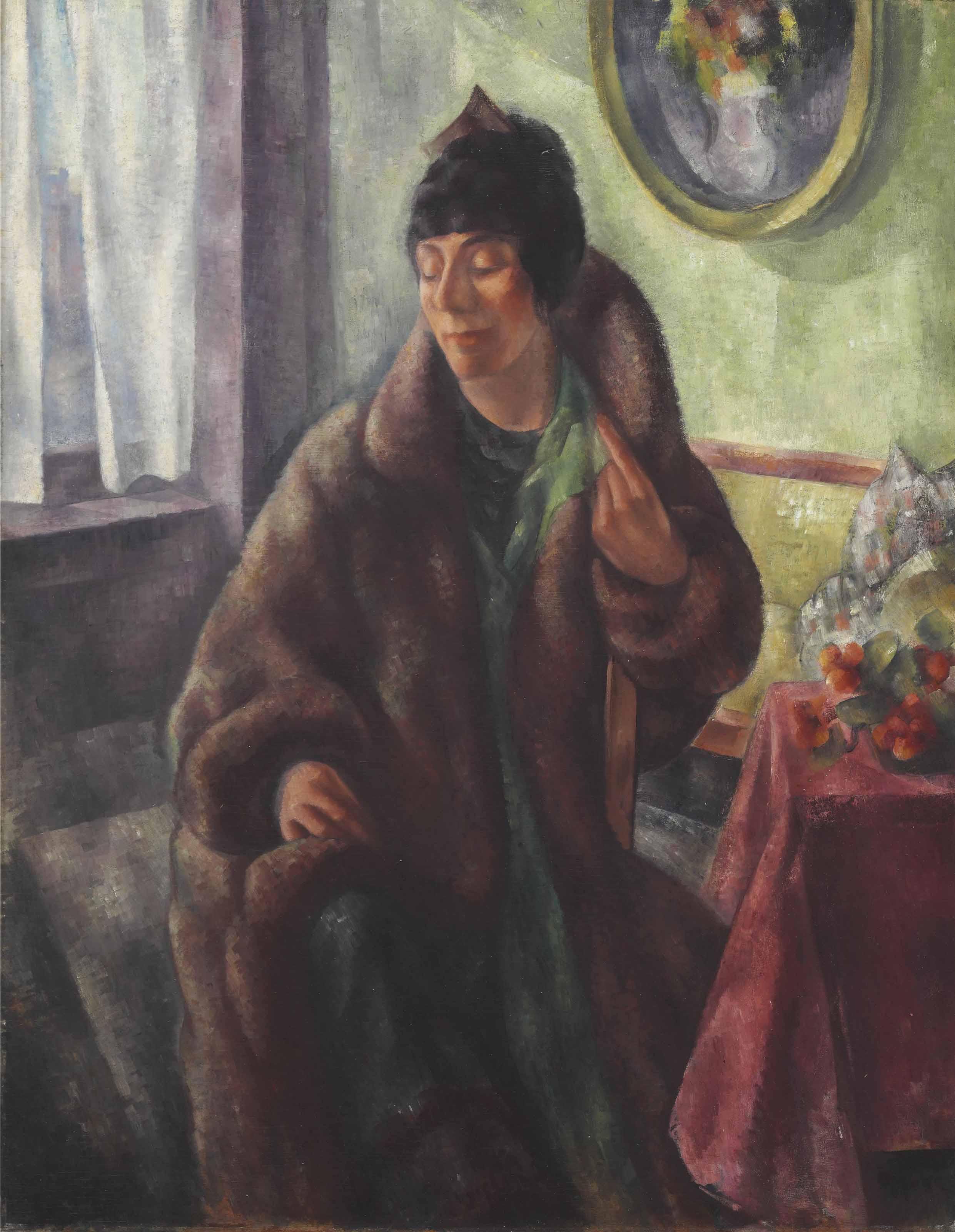 Florence Ballin (Mrs. Konrad Cramer)